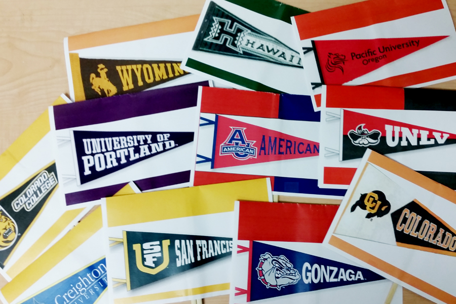 The Alumni who attended the 2016 Alumni Breakfast represented colleges and universities across the country, large and small, public and private.
