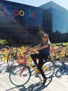 Ciera Fleming, Google, Noogler, Google New Employees