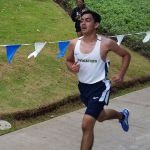 IPA Boys Varsity runner, Frank Condello ('18), finds his stride to place 8th at the ILH meet this Saturday on the Kamehameha Schools campus.