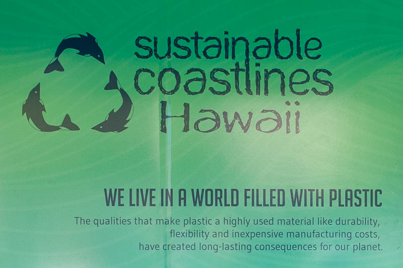 Sustainable Coastlines Hawaiʻi is a non-profit organization that educates local communities about the importance of caring for our coastlines.