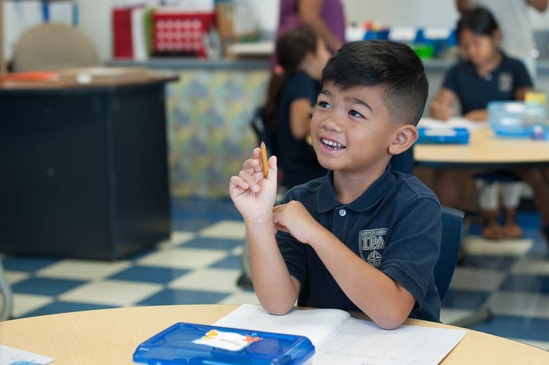 First grader