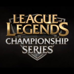 League of Legends championship logo