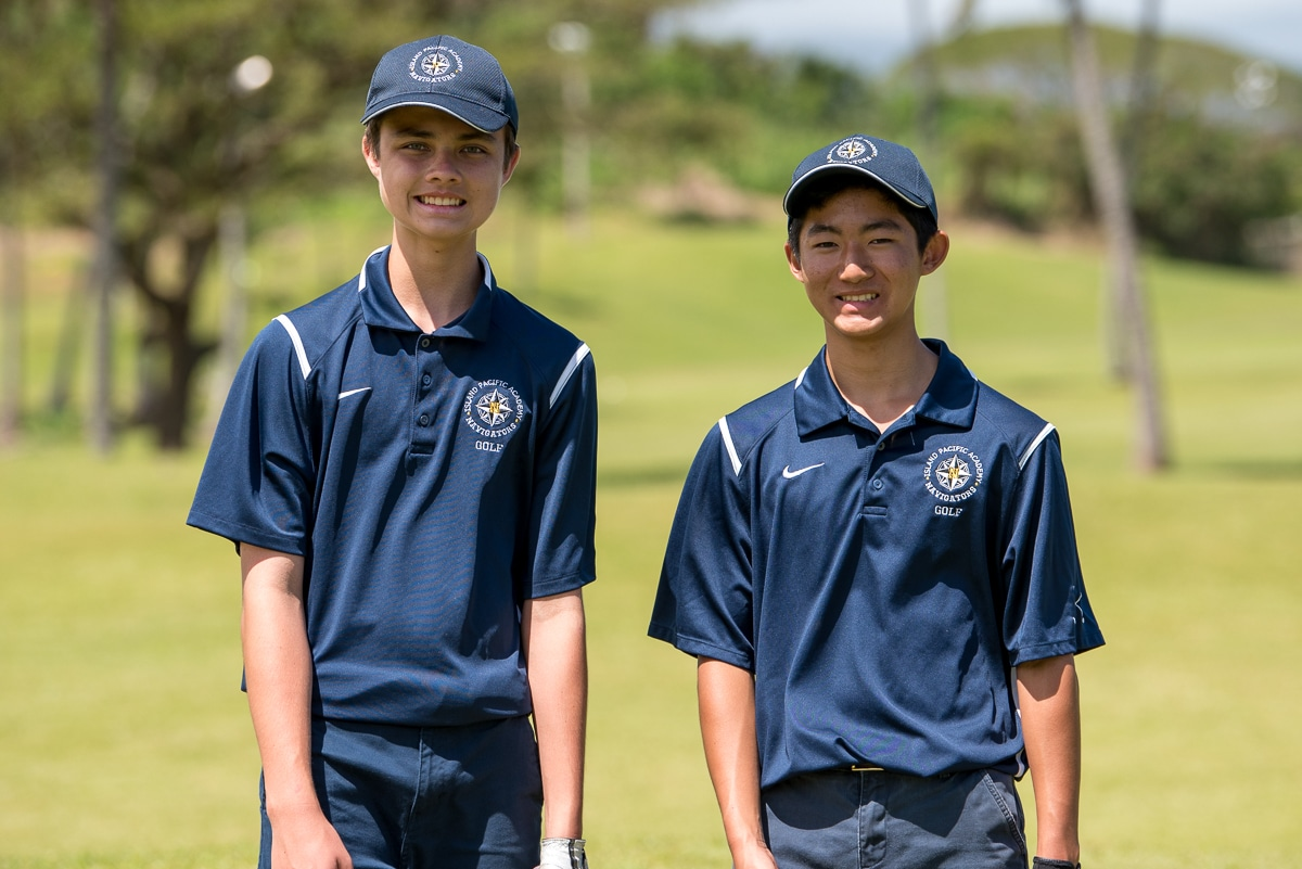 Intermediate golf team