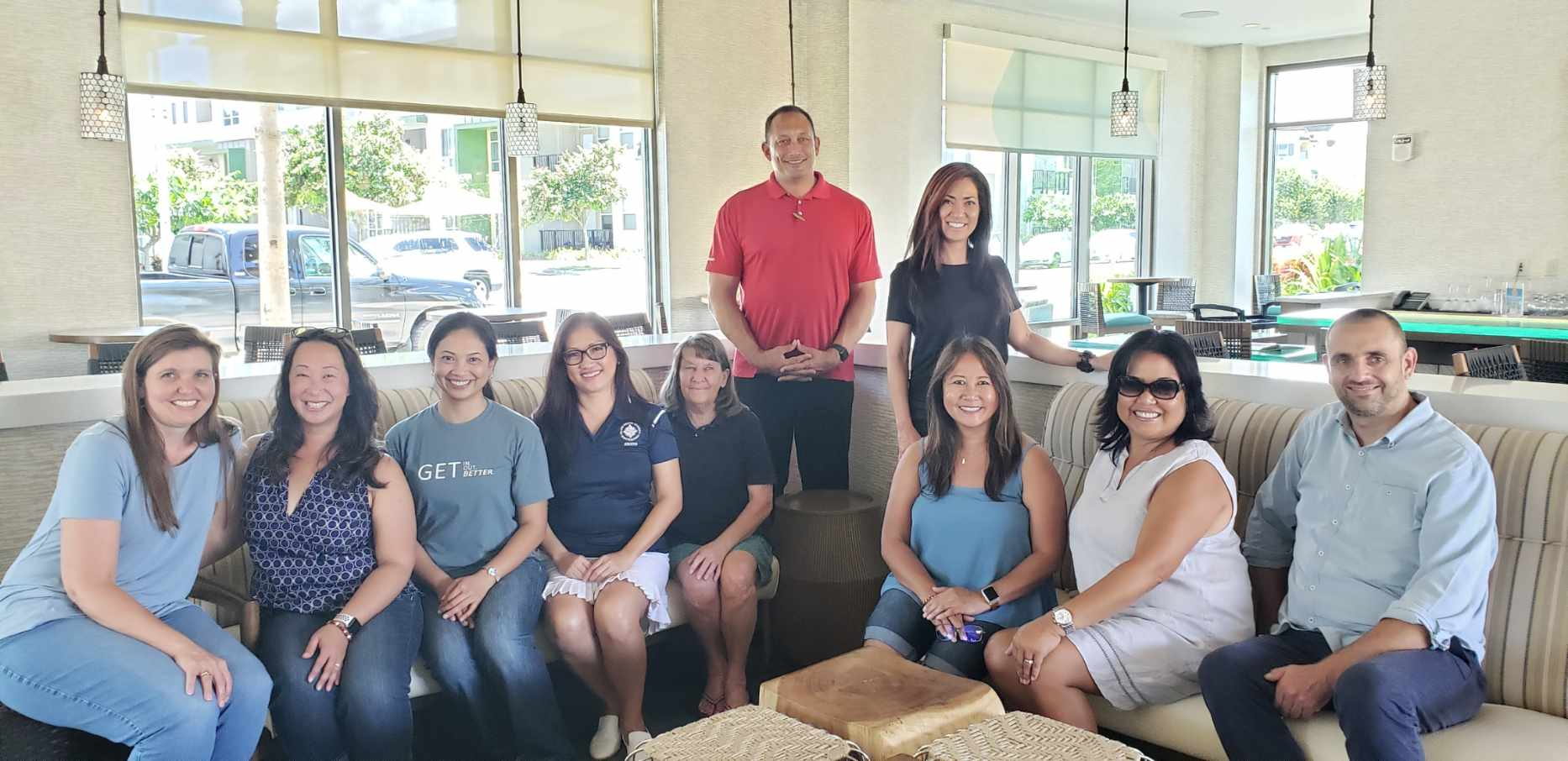 IPAPA Board members