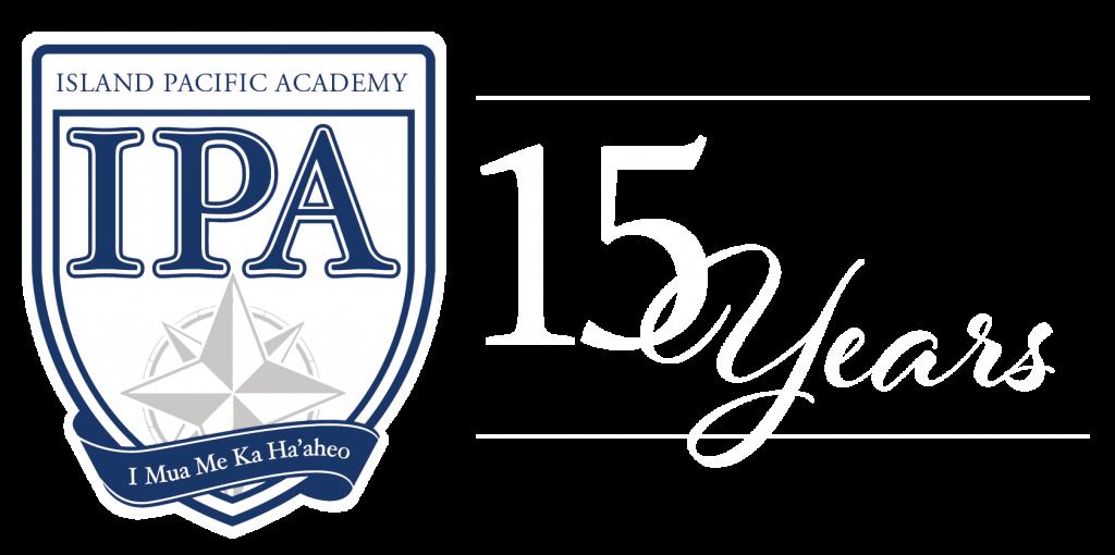IPA 15th anniversary logo