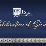 Celebration of Giving title slide