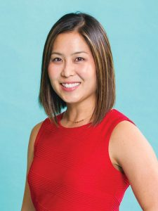Del Mochizuki - Board of Trustee member