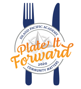 Plate It Forward logo