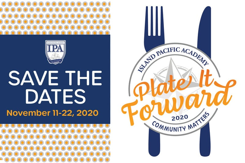 Plate It Forward save the date