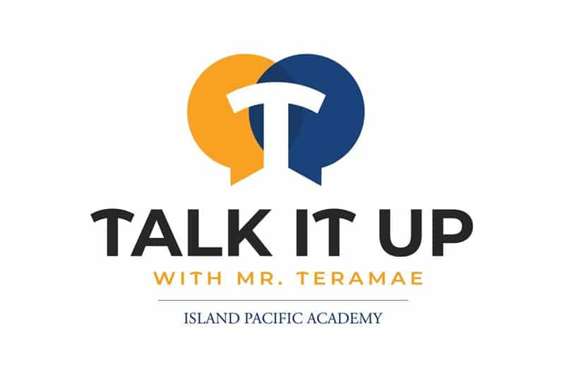 Talk It Up with Mr. Teramae