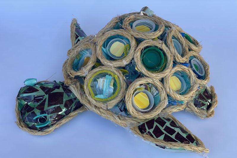 Sad Turtle by Kaitlyn Taaca