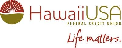 HawaiiUSA FCU logo