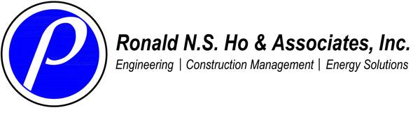 Ronald Ho logo