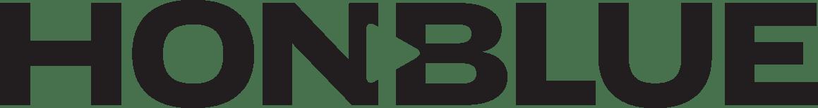 HONBLUE logo