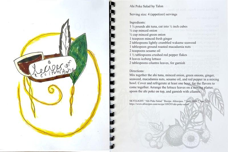 Recipes of Aloha