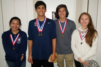 IPA shooters bring home the medals at the ILH Individual Championships