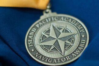 IPA's Navigator medal
