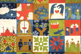 The Patchwork Healing Blanket